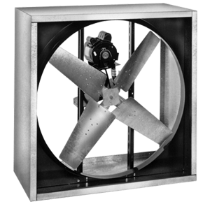 Exhaust Fan and Hood