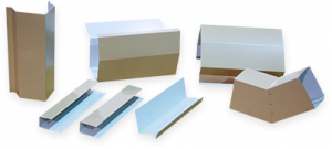 Metallic Products metal building trims