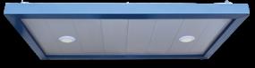personnel door canopy, lighted personnel door canopies, canopies, canopy, lighted canopy, metal building accessories, metallic products