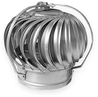 A Handy Cross Ventilation Tool: The Metallic Products Turbine Vent