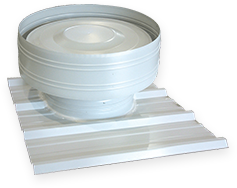 Metallic Products Gravity Ventilator