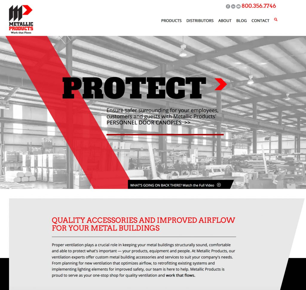 Building Canopy: Leading Metal Building Accessories