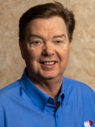 Mike Hairston, Metallic Products Vice President of Research & Development
